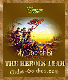 Thanks to your support of this site, we were winners at 'The Heroes Team'!