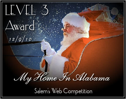 VOTE for 'MY HOME IN ALABAMA' HERE!